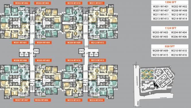Akshaya January Cluster Plan