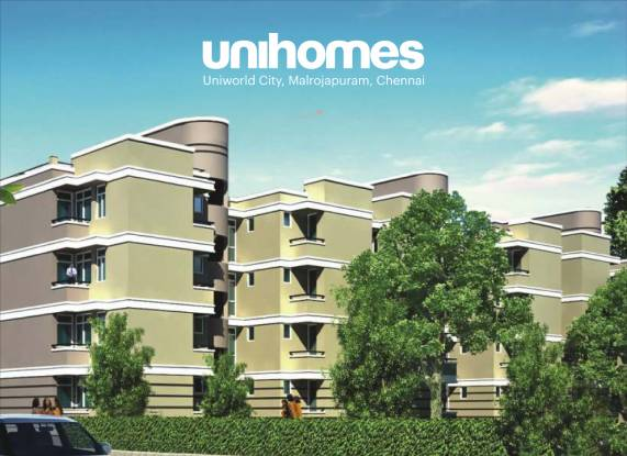 Unitech Unihomes Elevation