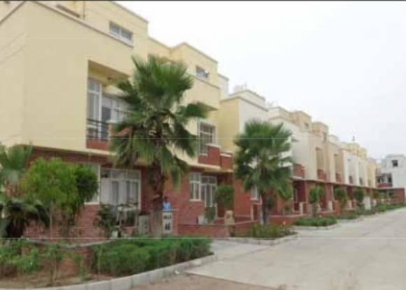 Unitech Palm Villas Construction Status