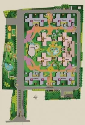 L&T Eden Park Site Plan
