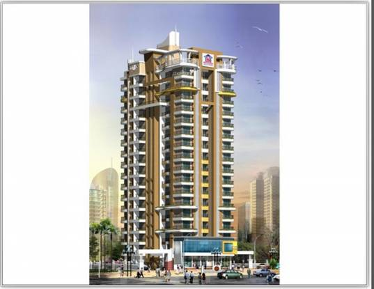 Sanghvi Exotica Elevation