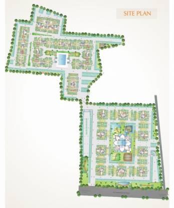 Vijay Lotus Pond Site Plan