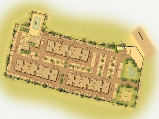 Marg Pushpadruma Site Plan