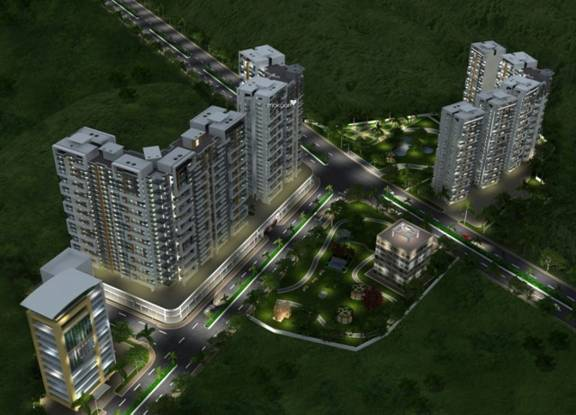 Sanghvi Ecocity Elevation