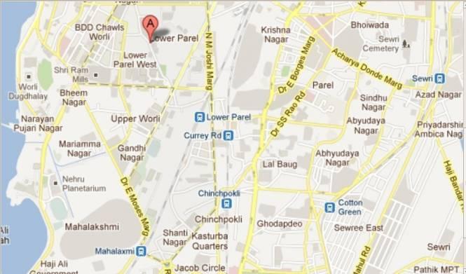 Rupji Arena Location Plan