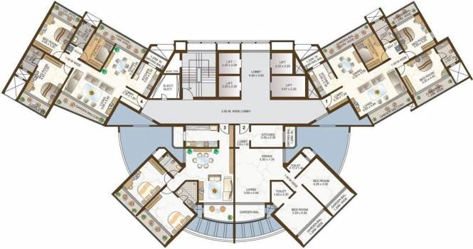 DB Orchid Enclave Cluster Plan
