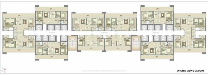 DB Orchid Views Cluster Plan