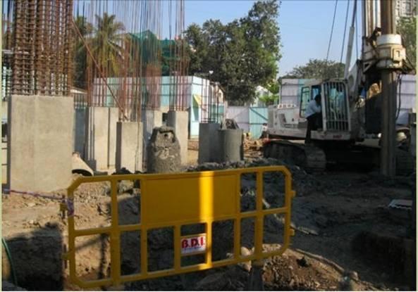 DB Orchid Views Construction Status