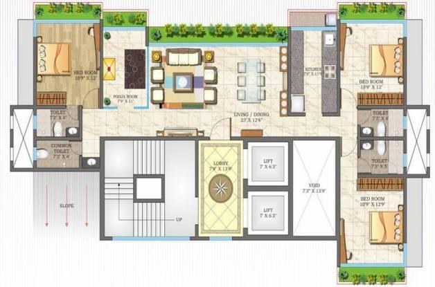 Sambhav Classic Cluster Plan