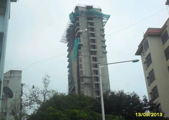 Siddhitech Siddhi Samarpan Construction Status
