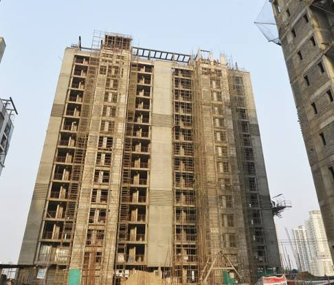 Emaar Gurgaon Greens Construction Status