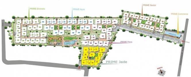 Prime Jade Master Plan