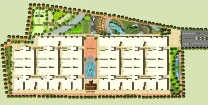 Shanders Dwellington Master Plan