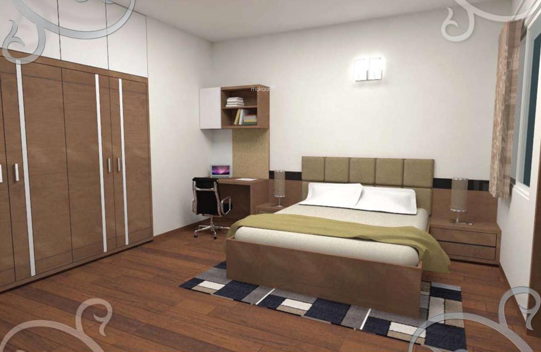 1831 sq ft 3BHK 3BHK+3T (1,831 sq ft) Property By Proptiger In Silver Crest, Bellandur
