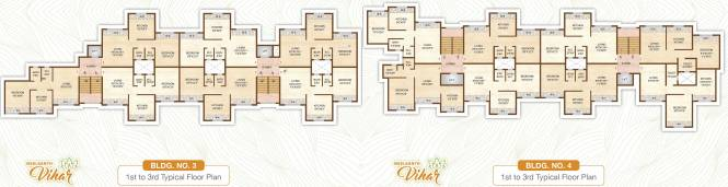 Neelkanth Neelkanth Vihar Phase I Cluster Plan