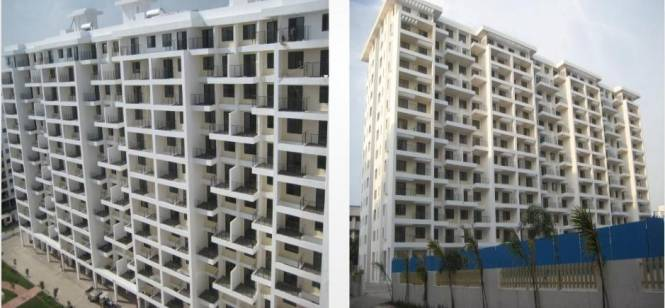 Kolte Patil IVY Apartments Construction Status