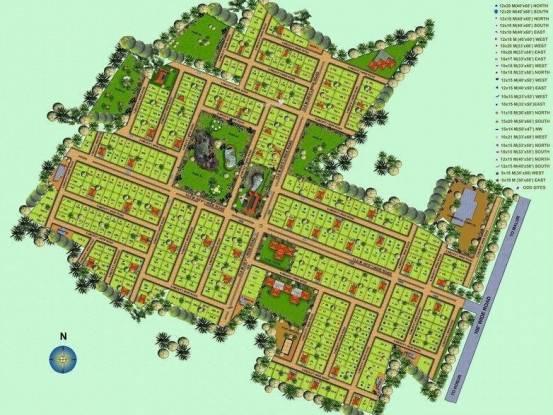 Columbia Fortune Surya Master Plan