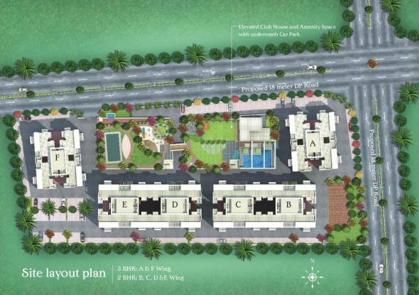 Adi Horizons Site Plan