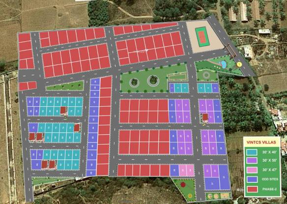 VINTCS Sanguine Homes Master Plan