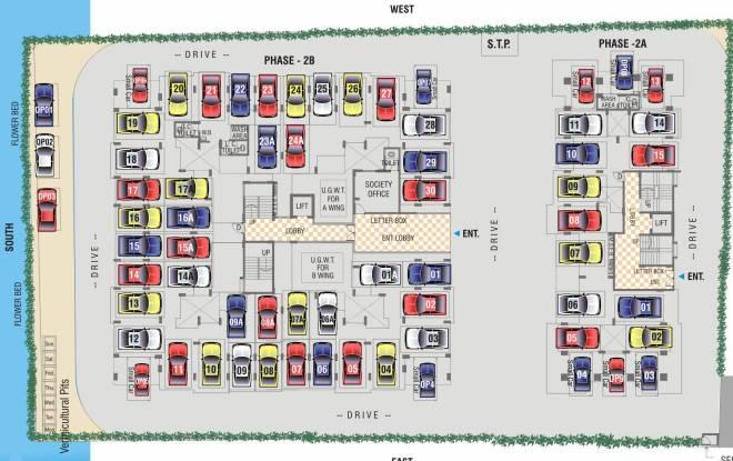 Sanjeevani Sangam Site Plan