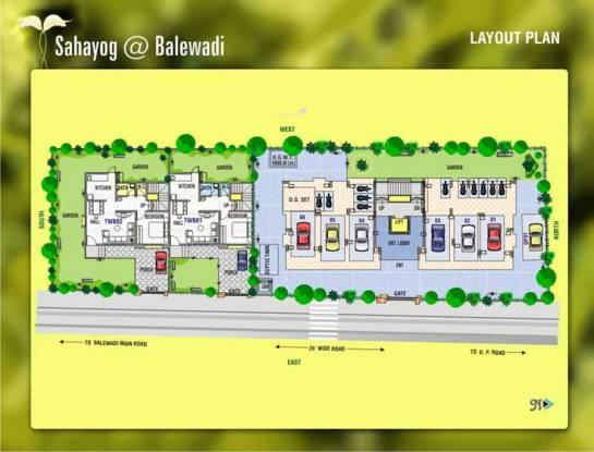 Sanjeevani Sahayog Layout Plan
