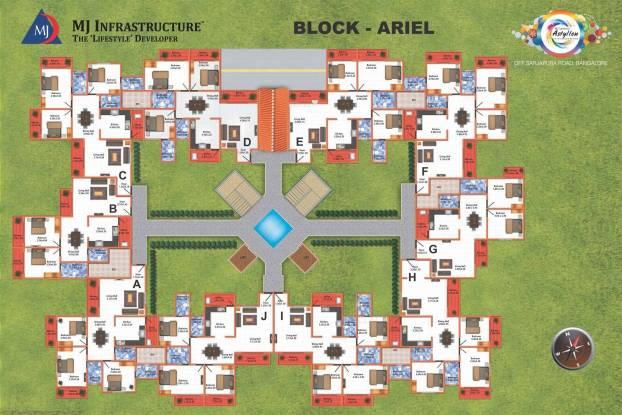 MJ Lifestyle Astyllen Cluster Plan