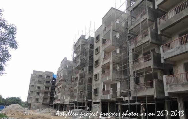 MJ Lifestyle Astyllen Construction Status