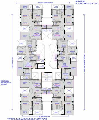 Wadhwani Sai Vision Cluster Plan