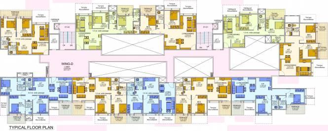 Bunty Mayur Samruddhi Cluster Plan