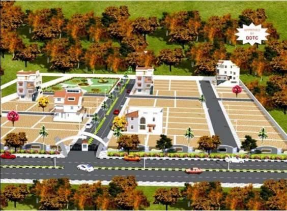 NBR Garden RV Site Plan