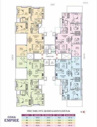 Eisha Empire Cluster Plan
