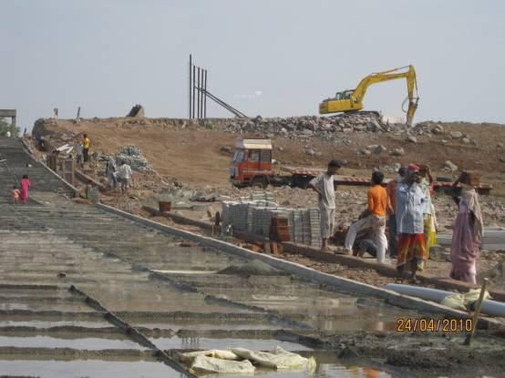 RK Alankapuram Construction Status