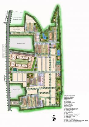 JR Greenpark Lakefront Master Plan
