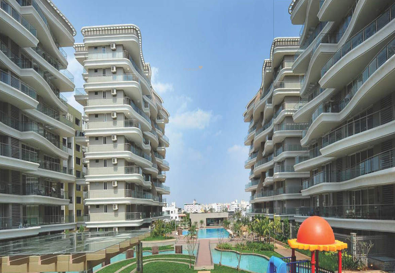 2400 sq ft 3BHK 3BHK+3T (2,400 sq ft) Property By Raviraj Real Estate In Pallacio, Baner