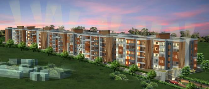 Sumadhura Mathru Shree Residency Elevation