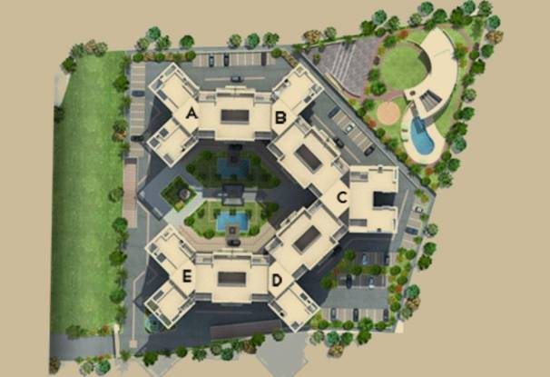 Shreeyash Shree Woods Site Plan