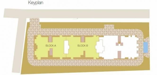 Veracious Rosedale Site Plan