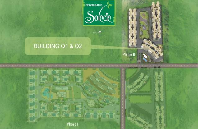Belvalkar Solacia Site Plan