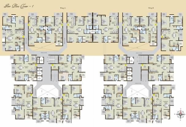 Keerthi Gardenia Cluster Plan
