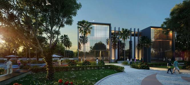 Keerthi Royal Palms Amenities