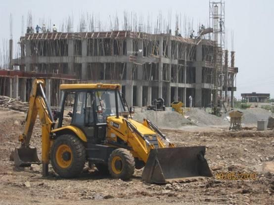 Gini Bellissimo Construction Status