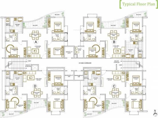 Samruddhi Sunshine Cluster Plan