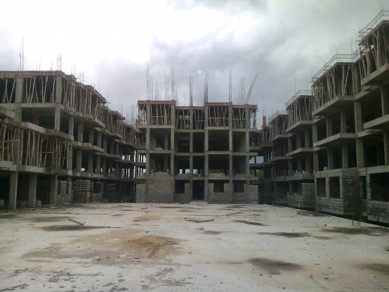Mahaveer Orchids Construction Status