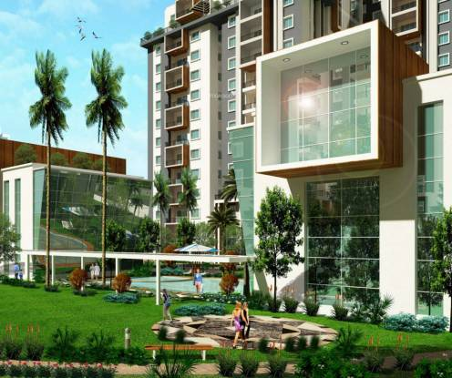 Mahaveer Riviera Elevation