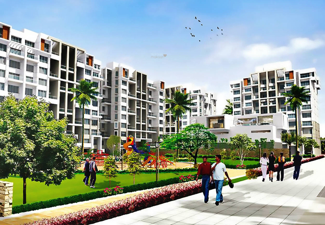 1180 sq ft 2BHK 2BHK+2T (1,180 sq ft) Property By Raviraj Real Estate In Yuthika, Baner