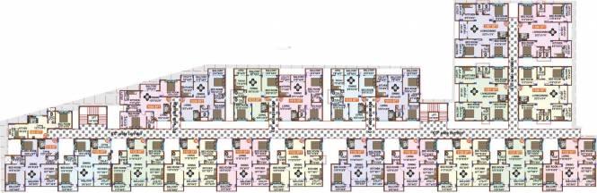 Mahaveer Willow Annex Cluster Plan