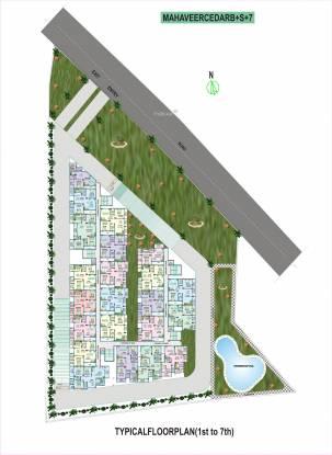 Mahaveer Cedar Master Plan