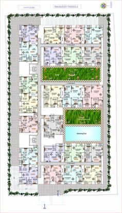 Mahaveer Thrishla Cluster Plan