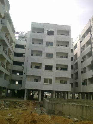 Mahaveer Thrishla Construction Status