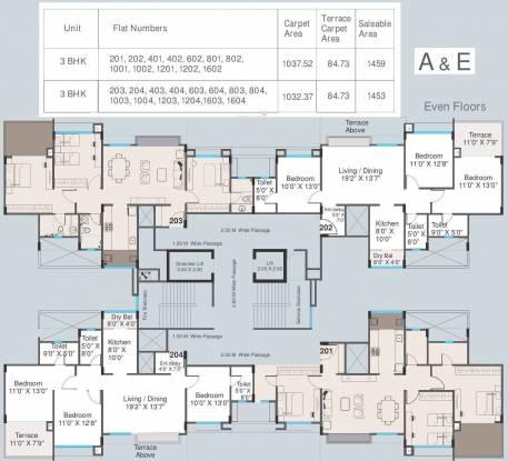 Bhandari 43 Privet Drive Cluster Plan